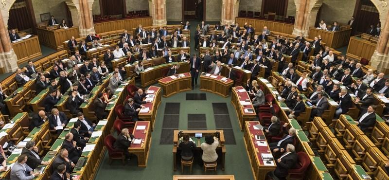A Lex Csicska elbukott az egységes ellenzéki ellenálláson