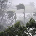 Brutális ciklon érte el Ausztráliát - videó