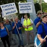 Nem engedélyezték a szakszervezeti D-Day megtartását
