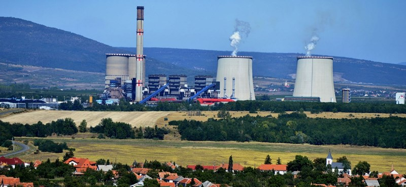 Mátra Energy: Mészárosék a visontai hőerőmű kapujában
