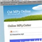 Vágja meg MP3 zenéit egyszerűen, telepítés nélkül