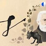 Kevesen tudják: miért van ma Victor Hugo a Google kereső logójában?