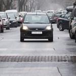 Fotók: Rajtra kész Budapest legújabb fizetős övezete