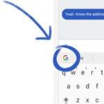 Végre Androidra is letöltheti a Google praktikus billentyűzet-alkalmazását