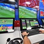 Közröhejbe fulladt a videóbírózás a portugál-svájci meccsen