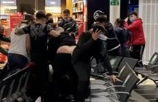 Tömegverekedés tört ki a Luton reptéren, hárman súlyosan megsérültek