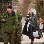 Kivonja csapatait a Krímből Ukrajna