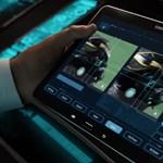 Itt a második félidő: folytatódik a bizarr Samsung-reklám