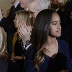 Pénzzel tartozik Obama lányának Harvey Weinstein