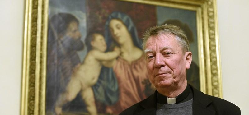 Magyar Szabadságért díjat kapott Beer Miklós püspök
