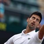 Djokovic-Shapovalov-döntő lesz a Párizsi tenisztornán