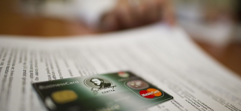 Percenként 2 millió forint hitelt vettek fel tavaly a vállalkozások