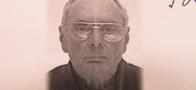 Fotó: eltűnt egy 88 éves bácsi Budapesten