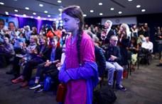 Greta Thunberg egész biztosan gyilkolni tudna a tekintetével