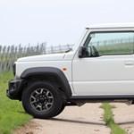 Haszonjárműként csempészi vissza Európába a Suzuki a Jimnyt