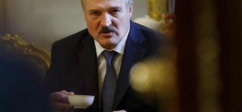 Letiltották az olimpiáról Lukasenkát