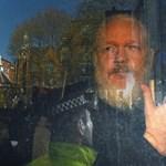 Nem adja ki London a WikiLeaks alapítóját az Egyesült Államoknak