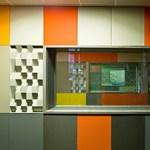 Irodaépítészet: ilyen lett az új MR1 Kossuth rádió belülről