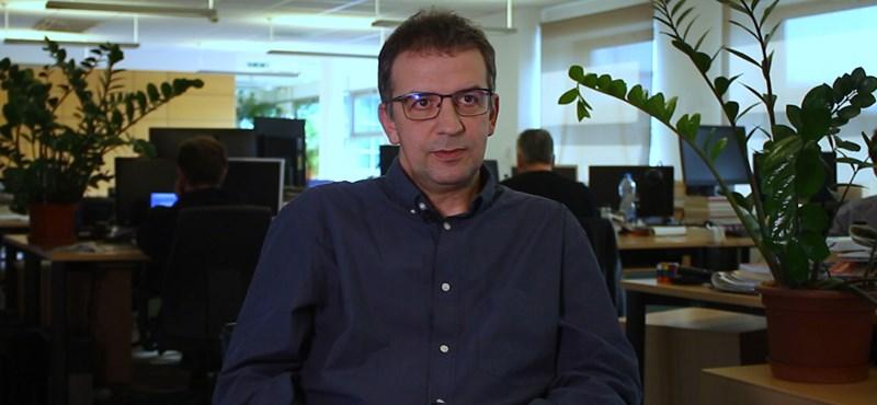 """""""Érdemes beleállni!"""" - A HVG adventi kalendáriumában ma: Nagy Iván Zsolt, a hvg.hu felelős szerkesztője"""