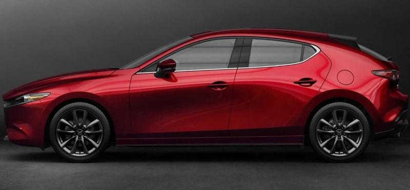 Hazánkban az új Mazda 3: mennyibe kerül, és mikor érkezik a szemrevaló Golf-rivális?