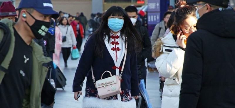 A koronavírus nem csak az emberekre, a tőzsdékre is veszélyes lehet