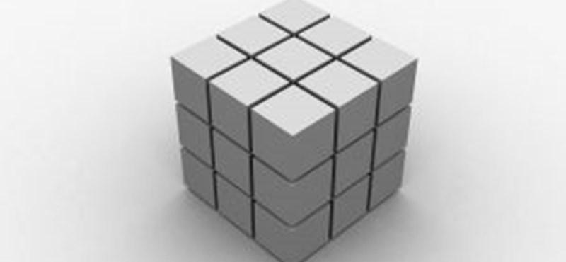 Meg tudjátok oldani ezt a feladatot? Geometriai rejtvény