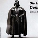 """Mit mond Darth Vader a bicikliseknek? """"A sisak legyen veled!"""""""