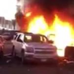 Öngyilkos robbantás történt az egyik legnagyobb muszlim mecsetnél