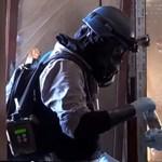 Moszkva tagadja a brutális szíriai vegyi támadást