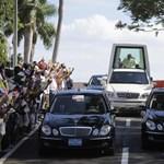 XVI. Benedek pápa látogatása Kubában - Nagyítás-fotógaléria