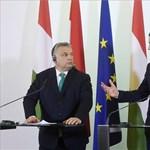 Szófiába utazik Orbán és Kurz