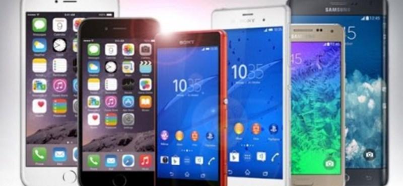 Itt a lista: ezek a legsikeresebb okostelefon-gyártók