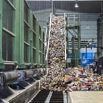 Újra üzemel hét hulladékudvar Budapesten