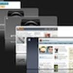 Látványos oldalválasztó a Chrome-hoz