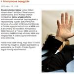 Feltörték Papcsák Ferenc honlapját
