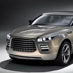 Hamarosan érkezhet az Aston Martin terepjárója