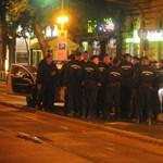 Megerősítette a rendőrség, hogy rendőrök sérültek meg a robbanásban