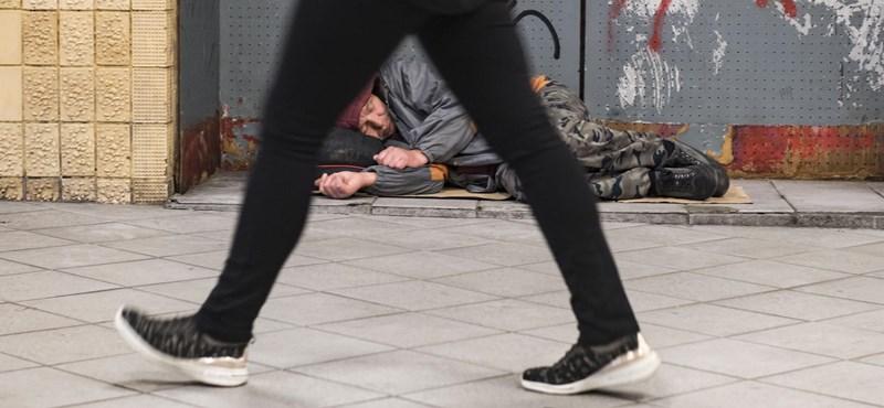 134 millió állami pénzre pályázhatnak a hajléktalanellátó intézmények