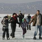 Újra kinyit Siófok hivatalos jégpályája