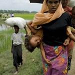 """""""Három napon át folyt a gyújtogatás"""" – a mianmari rohingya tragédia"""