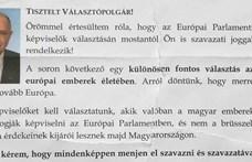 Válaszolt az érdi polgármester, aki kampánylevelet küldött az első szavazóknak