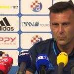 Otthonában verték össze a horvát fociedzőt