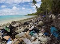 Döbbenetes mennyiségű, 414 millió darab műanyagszemét borít egy ausztrál szigetcsoportot