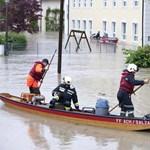 Komoly árvízi helyzetre készülnek a Dunán – percről percre