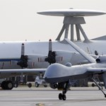 Drónokkal erősít a kormány