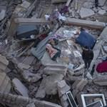 Sok halott egy kairói házomlásban