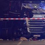 Az Iszlám Állam magára vállalta a berlini terrortámadást