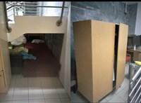 """Nem, ez nem egy hajléktalanszálló, hanem egy """"orvosi szoba"""" a Honvédkórházban"""