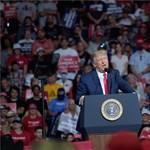 TikTok-felhasználók trollkodták szét Trump kampánygyűlését