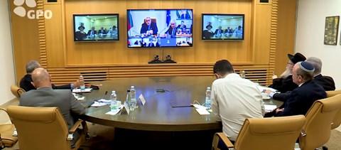 Orbán Viktorral videokonferenciázott Netanjahu a koronavírusról